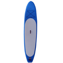 Blue Inflatable Racing Sup Board Stand Up Paddle Board Surfboard