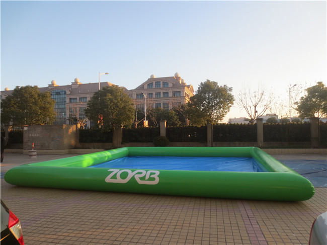 2016 highquality inflatable double tube pool for sale/ inflatable swimming pool for kids