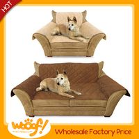 Hot selling pet dog products high quality waterproof dog bed cover