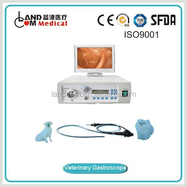 Veterinary gastroscope veterinary Endoscope with CE