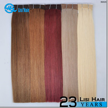 YBY Directly Factory Price Double Weft Remy Hair Company