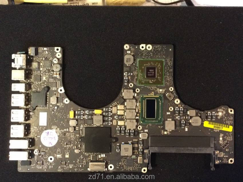 661-5965 MC725LL/A Logic Board pro A1297 17In i7-2720QM 2.2Ghz 820-2914-B Early 2011