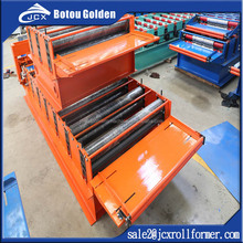 JCX Steel Metal Slitting machines with flattening and cutting with competitive price
