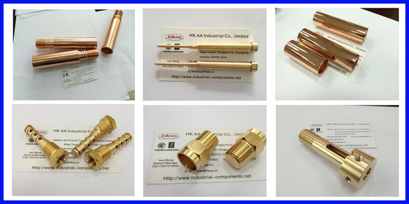 aluminum cnc precision motor shaft adapter, anodized bolt shaft manufacturer
