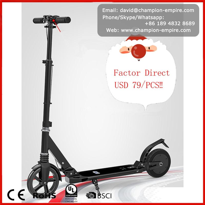 Mini four wheels one person seat mobility electric scooter for sale