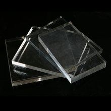 transparent Acrylic sheet PMMA for laminating and decoration material