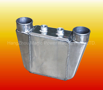 Universal water cooling aluminium turbo intercooler