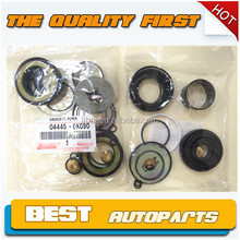 power steering rack repair kits 04445-0K090 for toyota hilux