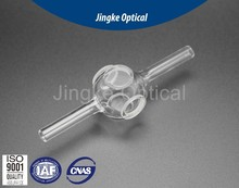 UV Cuvette Quartz Flow Cell