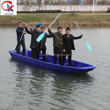 Pontoon diesel used professional plastic fishing boat