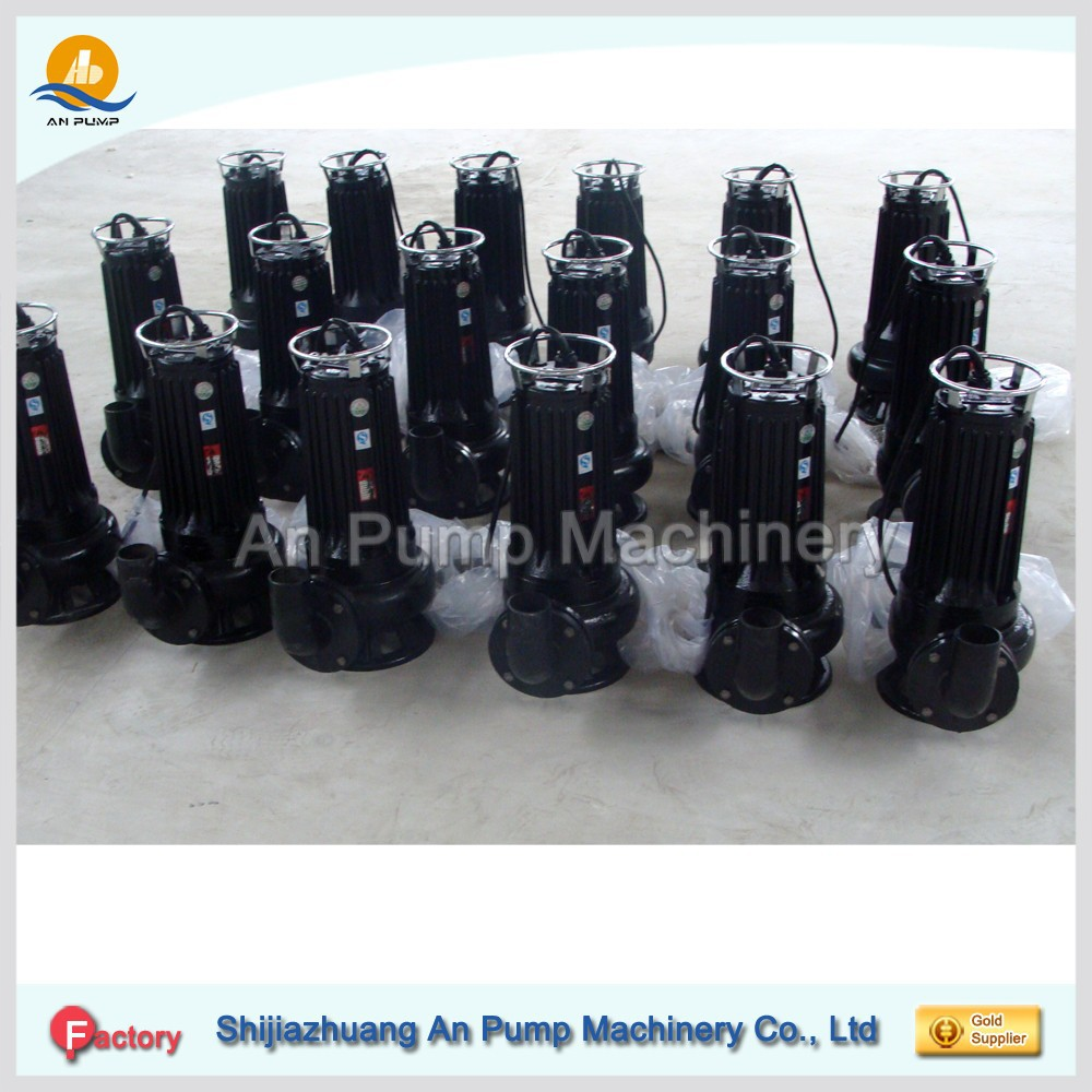 Small dredging submersible portable slurry pumps