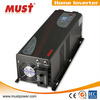 Battery priority function optional 6kw 6000w power inverter for solar panels and home use