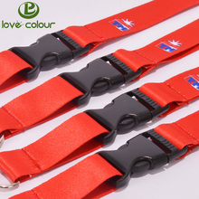 Plastic Side Release Breakaway Buckle For Lanyard/Bag/Dog Collar