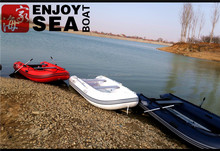 CE approved PVC inflatable boats china with good quality!