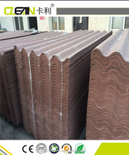 chinese factory price non asbestos fiber cement roofing sheet
