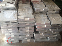 High quality pure zinc ingot 99.995% factory price