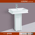 basin faucets bathroom pedestal basin