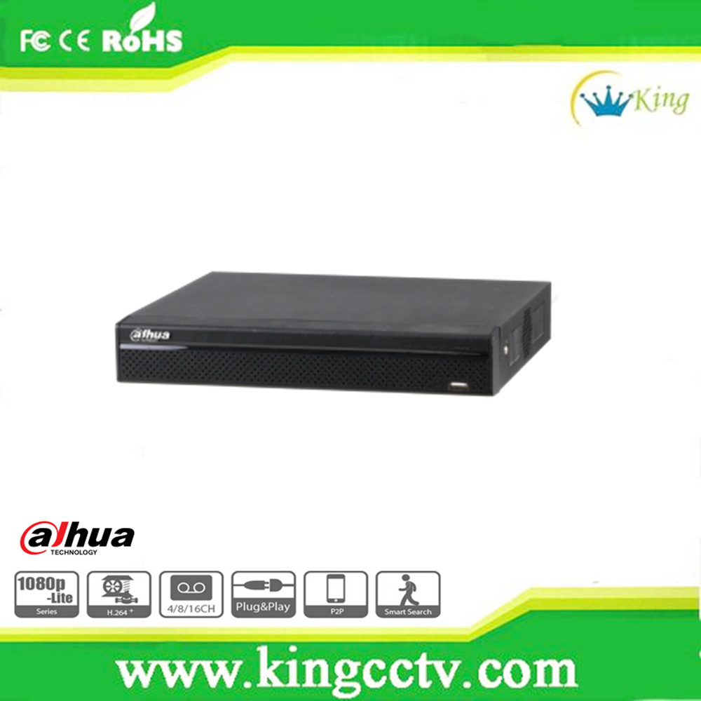 Dahua 16CH HDCVI&Analog&IP Video Inputs 1U DVR with 1080p Realtime Preview DHI-XVR5116HS