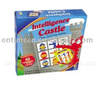 Clue-solving game logic game,funny indoor games,kids logic game