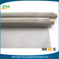 Pitting and crevice corrosion resistance nickel-chromium alloy wire mesh inconel 600 wire mesh