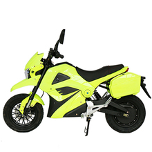 800w-3000W Cool Powerful Adult Electric Motorcycle