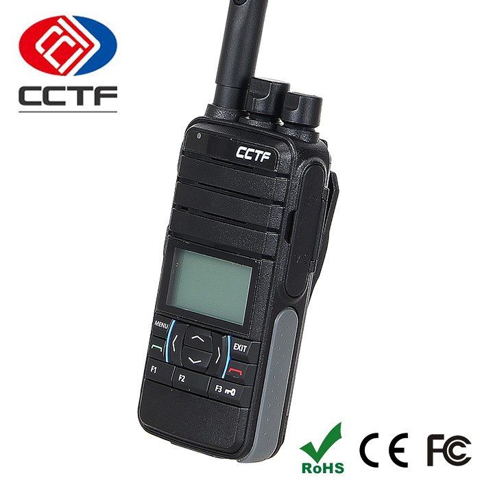 D-568 Uhf Handheld Best Marine Handheld Radio 50 Mile Two Way Radio