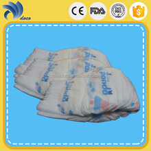 Baby Skin Care Stroller Cute Disposable Sanitary Diapers factory from fujian