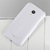 Cheap wholesale Transparent clear phone back case for mx4 pro soft tpu mobile cover For meizu mx4 pro