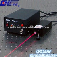 1000mW 639nm DPSS Low Noise Red Laser