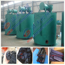 High quality factory direct sale carbonization furnace/wood carbonization furnace/wood charcoal carbonization furnace