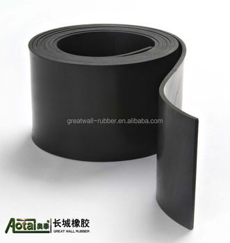 Black professional Oil acid and alkali resistant viton rubber sheet