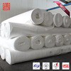 Road construction fabric nonwoven geotextile for backfill soil of retaining wall