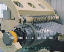 slitter and rewinder for hot rolled and cold rolled