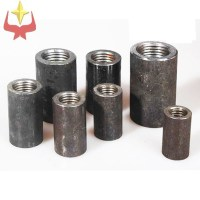Steel bar Connecting joint coupler,Parallel Thread Rebar Sleeve