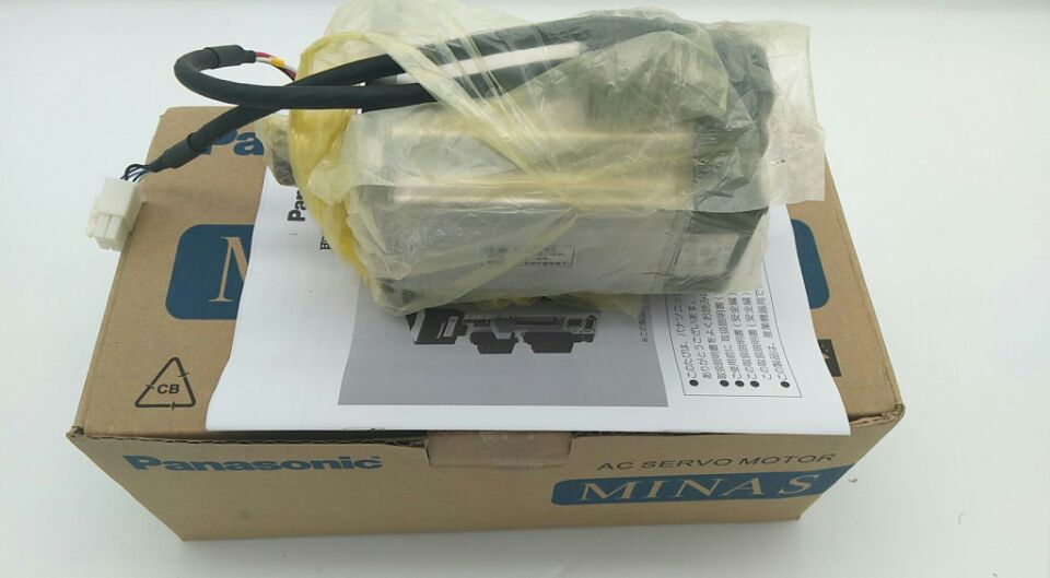 100% new and original servo motor MHMD082P1S