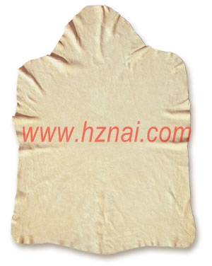 Full Skin Natural chamois leather