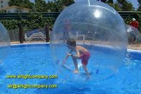 Airtight Brand inflatable Water Ball, Children Water Walking Balls
