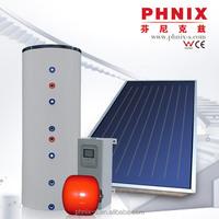 China homemade solar pool heater