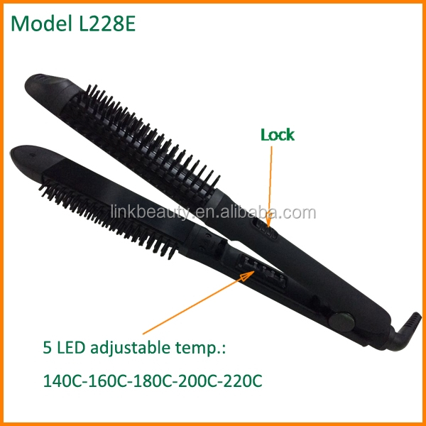 aluminium hair comb mizuno wave ami longer