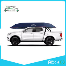 Outdoor automatic camouflage Car Umbrellas UV protection sunshade for Car
