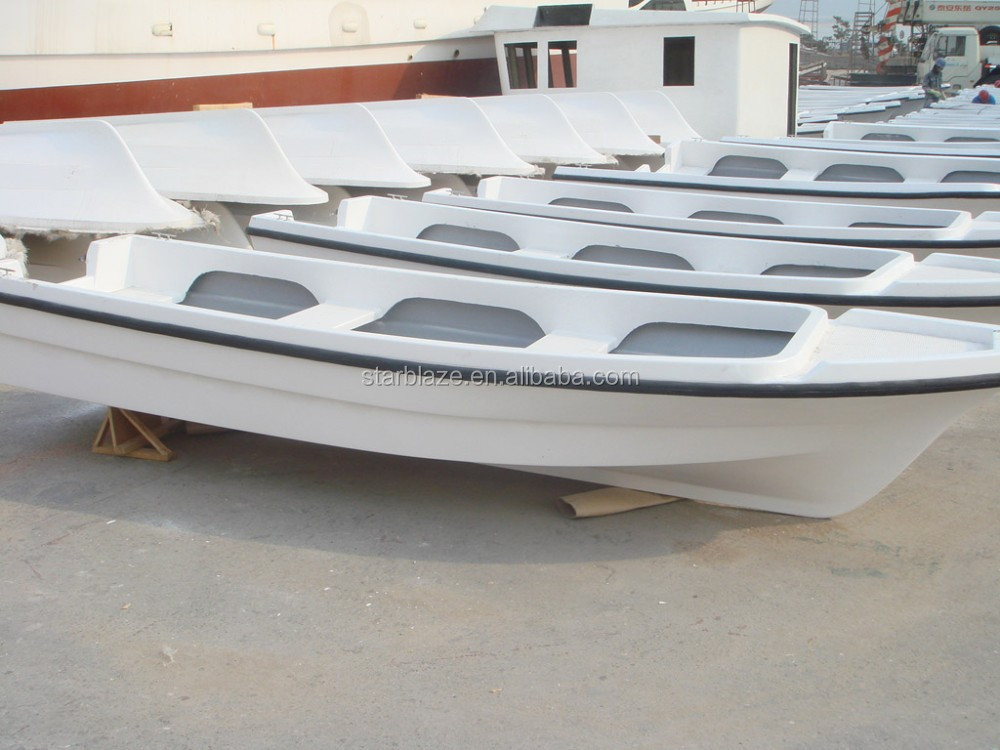 Cheap Fiber Glass Fishing Boat For Sale