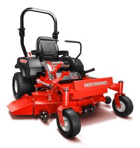 zero turn lawn mowers WEIBANG WBZ12222C-S lawn tractor mower