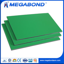 Megabond Superior Quality a1 b1 outdoor panel fireproof aluminium composite panel