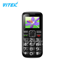 1.77 inch Big Screen Old Man Senior phone Citizen Mobile Phone