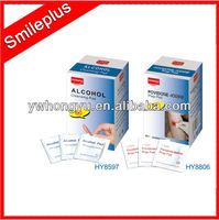 medical povidone-iodine prep pad