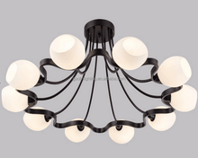 guzhen ceiling lighting used to hanging decoration lighting #1041-10