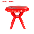 2017 New Plastic Furniture Injection Table Chair Garden Table Chair