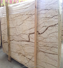 Quality certification Calcutta gold marble slab Italy marble m2 price