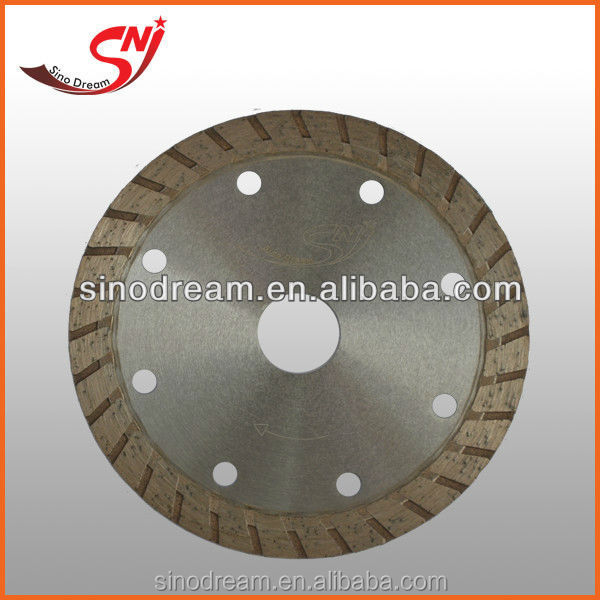 top grade hight quality concrete road cutting diamond saw blades