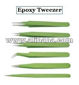 High Precision Stainless Medical Tweezer